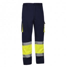 Pantalon HV bicolore - Classe 1
