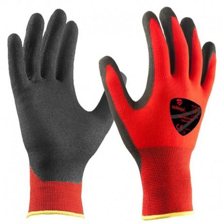 Gants nylon/nitrile T-touch NS15FO-560 3-1-2-1-X