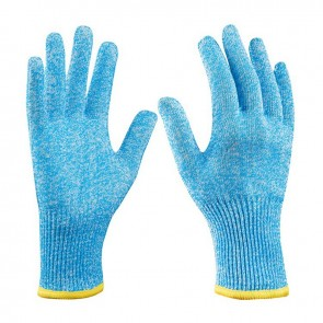 Gants HDPE/polyester utilisation alimentaire GA5A 2.X.4.3.C