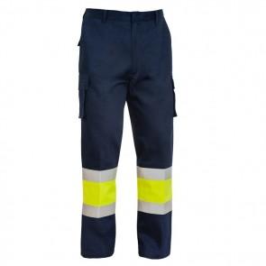 Pantalón de alta visibilidad ignífugo sareco