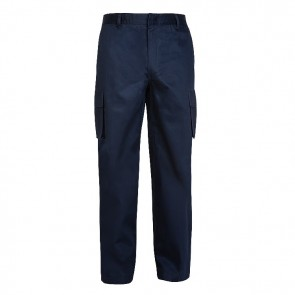 Pantalón de algodón con alta visibilidad ignífugo sareco
