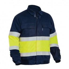 Sareco veste coupe-feu haute visibilité